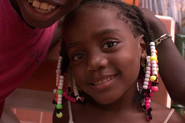 Die Garifuna sind die einzig dunkelhäutige afrokaribische Volksgruppe Guatemalas