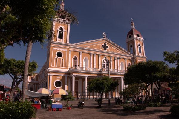 Kathedrale in Granada in ihrer heutigen Form von 1832