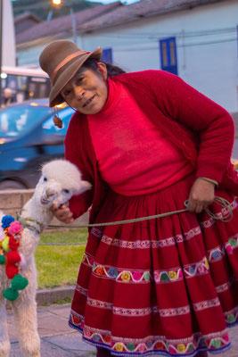 Frau Lama