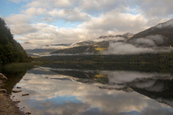 Spiegelklare Seen