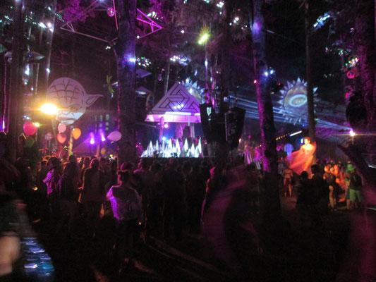 Bühne im Wald 2