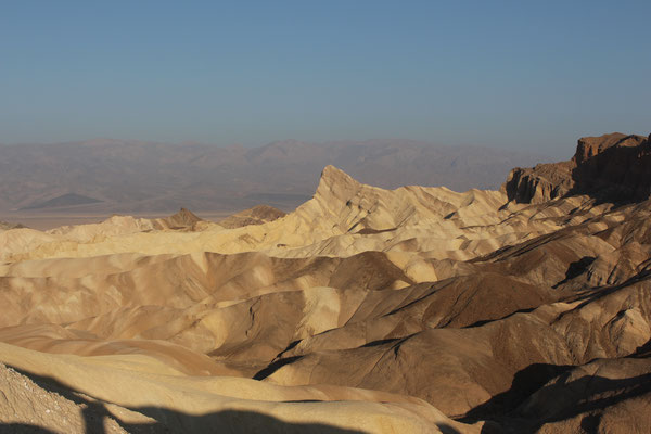 Das Death Valley vom Zabrinski Point