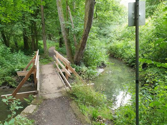 Göhlbrücke am Klikert