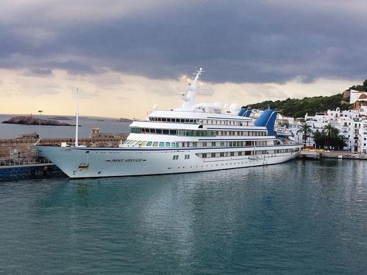 Ibiza Hafen hinterer Teil