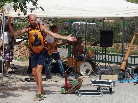 Punta Arabi hippy markt