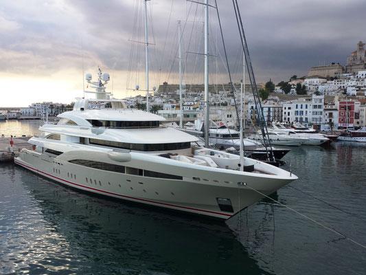 Ibiza Hafen