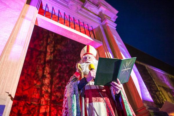 Nikolausaktion Weihnachten Mainz