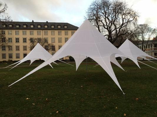 Sternenzelte Mainz Eventagent