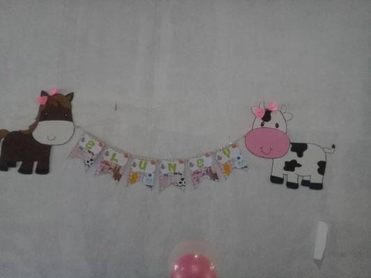 Foto enviada por Florencia - Argentina - Granja para niñas