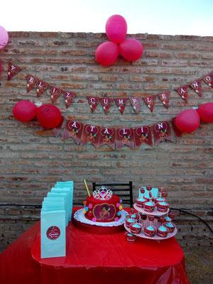 Foto enviada por Cintia - Argentina - Elena de Ávalos