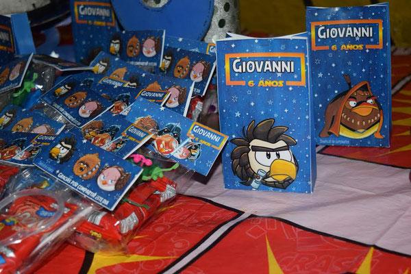 Enviado por Agustina - Argentina - Angry bird