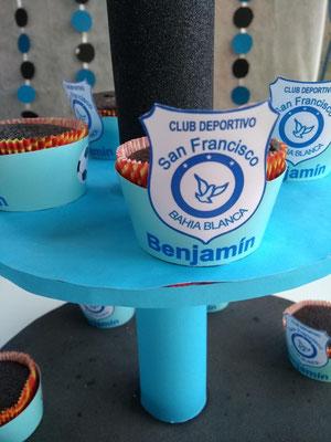 Club San Francisco - Cumple de Benja