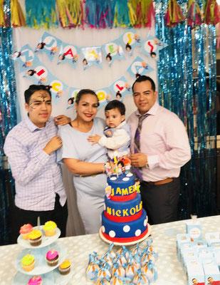 Foto enviada por Ana Paula - USA - La Familia Telerin