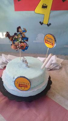 Foto enviada por Candy - Toy Story - Argentina - Adorno de tortas