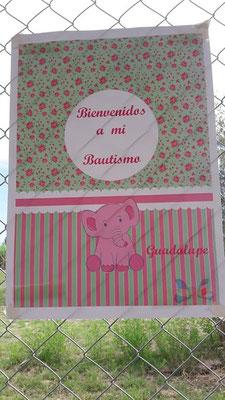Foto enviada por Fernanda - Argentina - Elefante nena