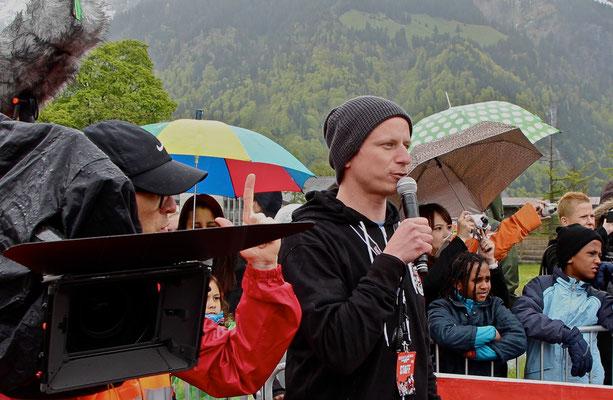Urs Sahli @ Fisherman's Friend Strongmanrun 2013 in Engelberg
