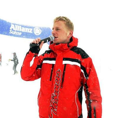 Urs Sahli@ Allianz Suisse Skicup