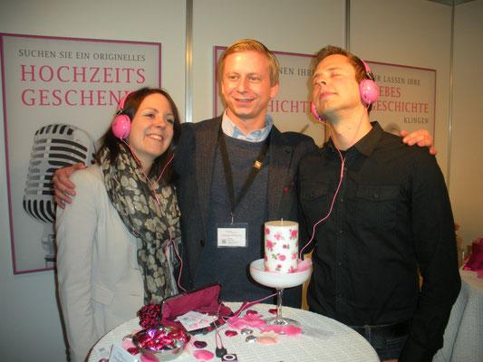 www.liebesgeschichte.ch an der Marinatal 2013 mit Nicole und Reto, die Gewinner der Capital FM Traumhochzeit