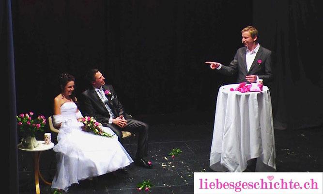 Liebesgeschichte.ch Live   Urs Sahli   Hochzeitsmdoeration