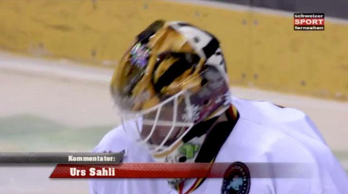 """Kommentator Schweizer Sportfernsehen """"Red Bulls Salute"""" 2012"""