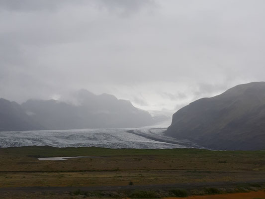 Zum Vatnajökull