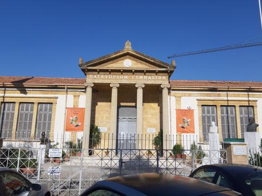 Panzyprisches Gymnasium Nikosia