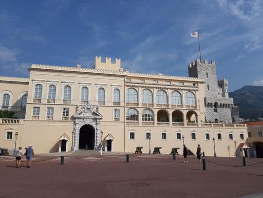 Der Palast der Grimaldis