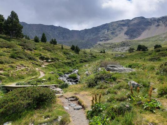 Wandern im Sorteny Nationalpark