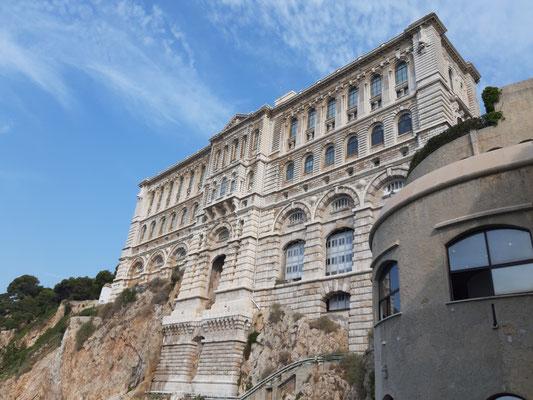 Das Ozeanographische Museum