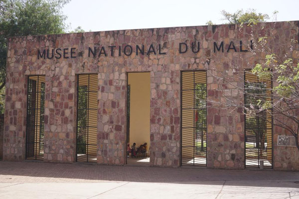 Nationalmuseum in Bamako