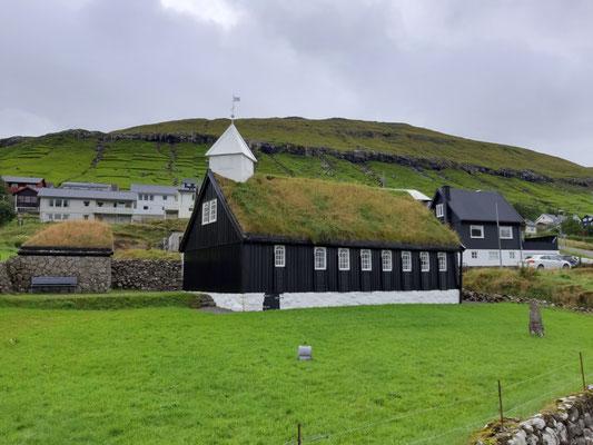 Kirche von Kollafjördur