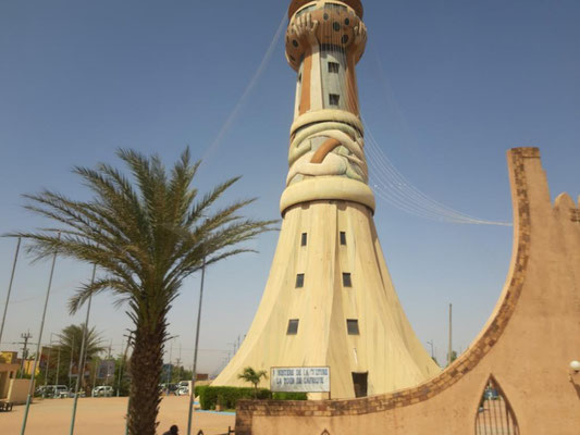Der Turm Afrikas