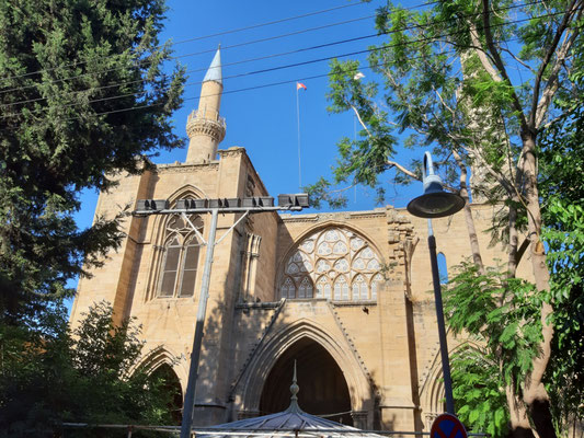 Hagia Sophia, Nikosia (Lefkosia)