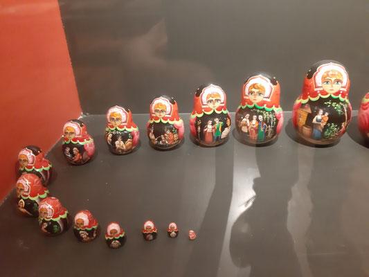 Im Miniaturmuseum in Ordino