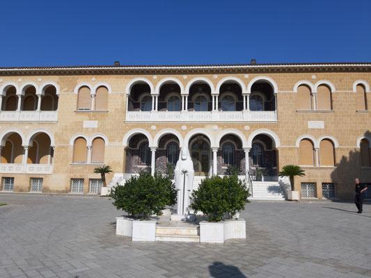 Bischofspalast in Nikosia