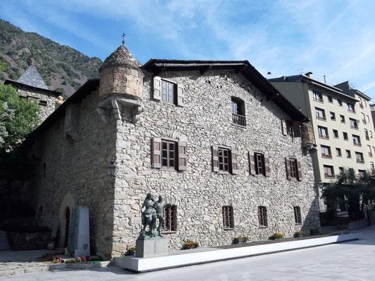 Casa de la Val in Andorra la Vella