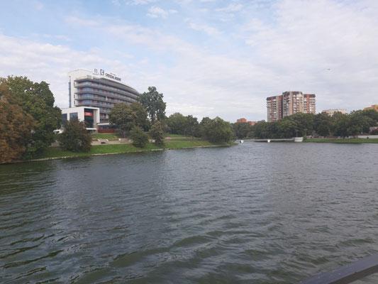 Schlossteich, Kaliningrad