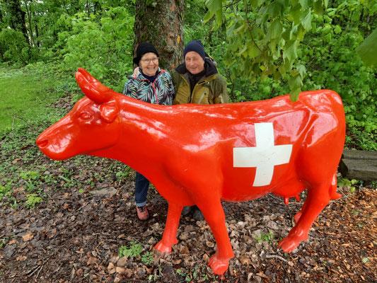 Ilse, Urs und eine mir namentlich nicht bekannte Schweizerin