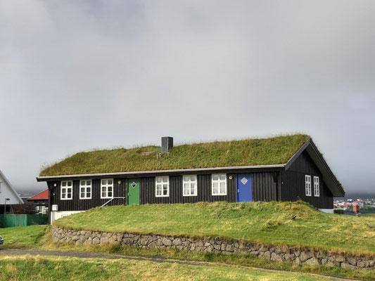 Haus in Torshavn