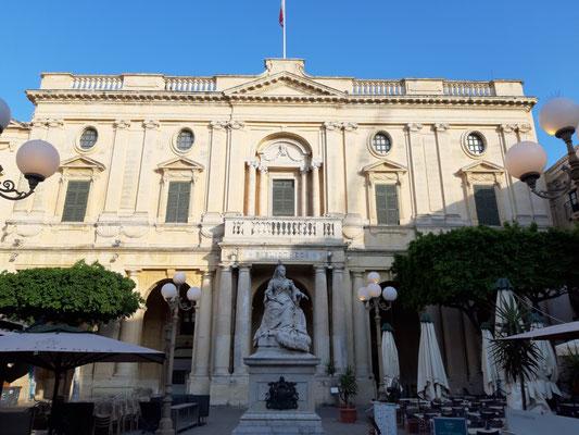 Bibliothek in Valletta