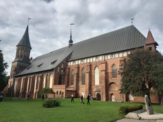 Königsberger Dom, Kaliningrad