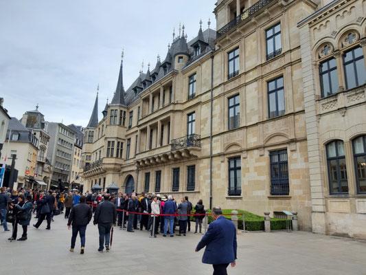 Großherzögliches Palais