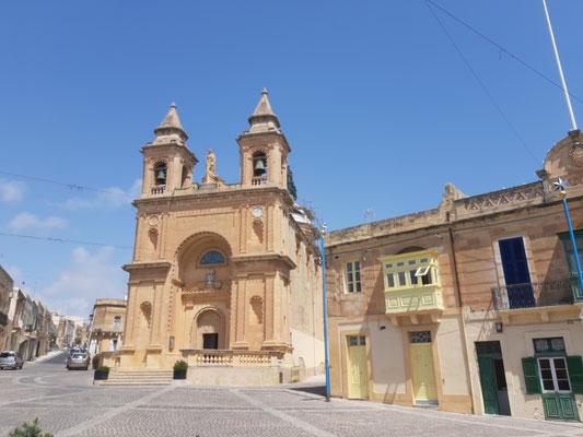 Gemeindekirche von Marsaxlokk