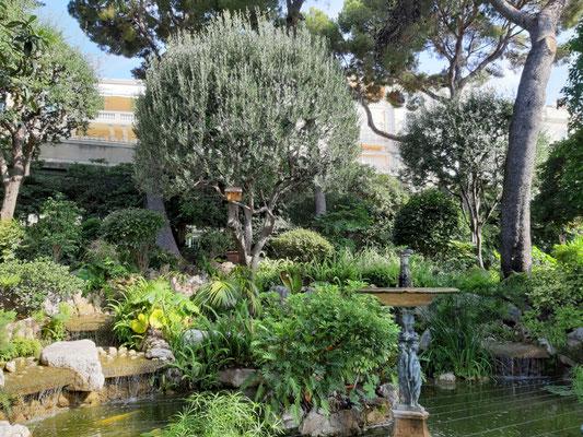 Im Garten Saint-Martin