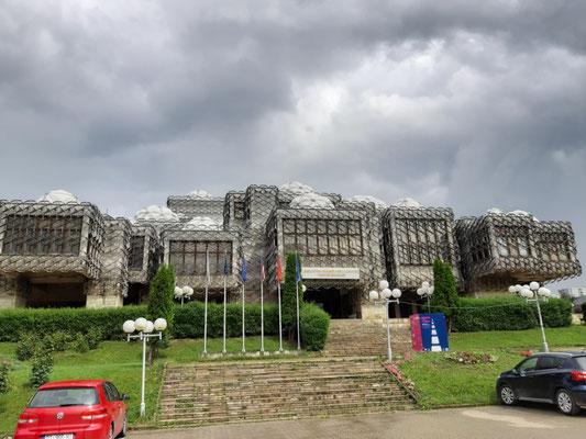 Bibliothek Pristina