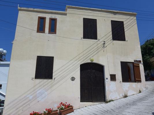 Das Haus von Lawrence Durrell