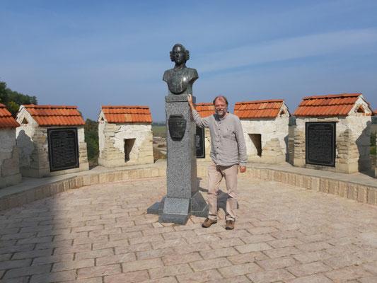 Mit Münchhausen im Fort Bender
