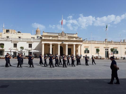 Valletta, St. Georgs Platz