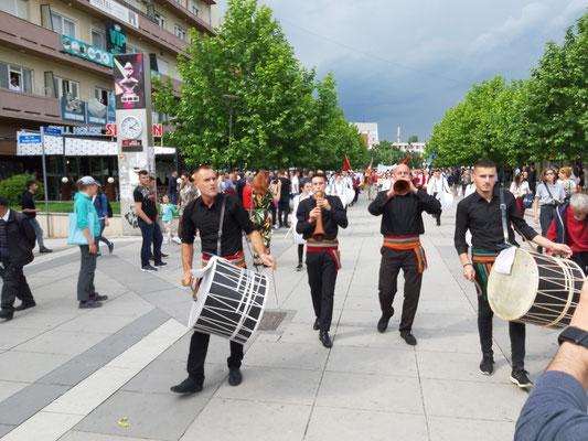 Kulturfest? in Pristina