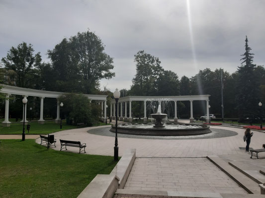 "Platz ""Musikalische Fontäne"", Kaliningrad"